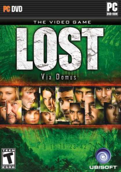 Bestselling Software (2008) - Lost: Via Domus