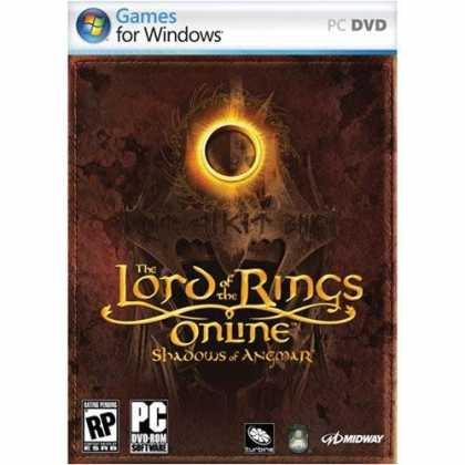 Bestselling Software (2008) - The Lord Of The Rings: Shadows Of Angmar