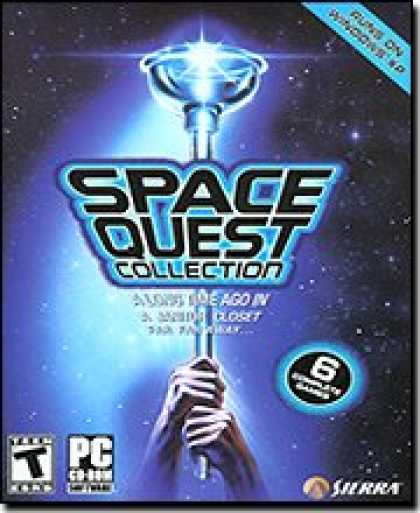 Bestselling Software (2008) - Space Quest Collection