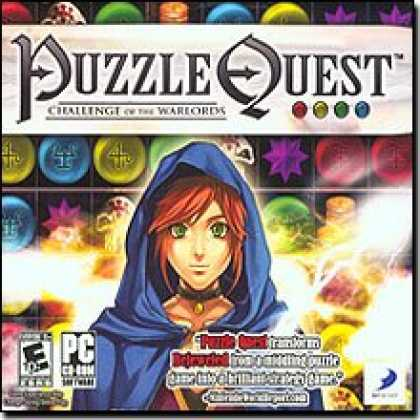 Bestselling Software (2008) - Puzzle Quest
