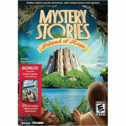 Bestselling Software (2008) - Mystery Stories: Island Of Hope