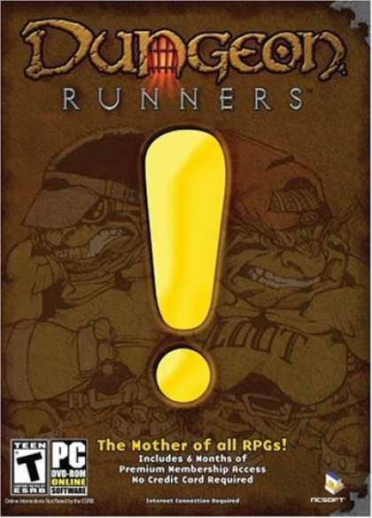 Bestselling Software (2008) - Dungeon Runners