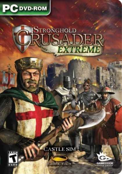 Bestselling Software (2008) - Stronghold Crusader Extreme