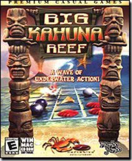 Bestselling Software (2008) - Big Kahuna Reef: A Wave of Underwater Puzzle Action