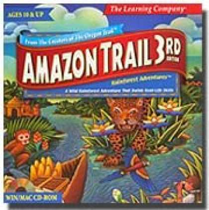 Bestselling Software (2008) - Amazon Trail 3: Rainforest Adventures (Jewel Case)