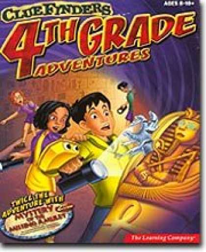 Bestselling Software (2008) - ClueFinders 4th Grade Adventures: Puzzle of the Pyramid