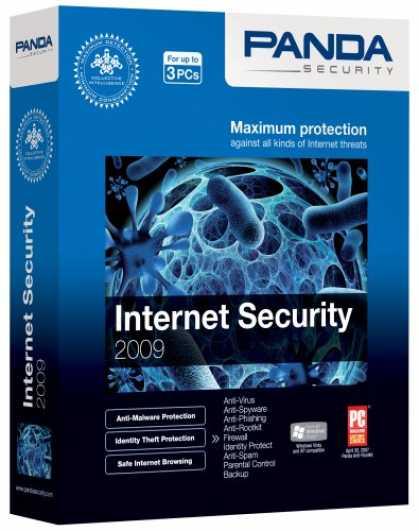 Panda Internet Security 2009 - это комплексное решение безопасности.