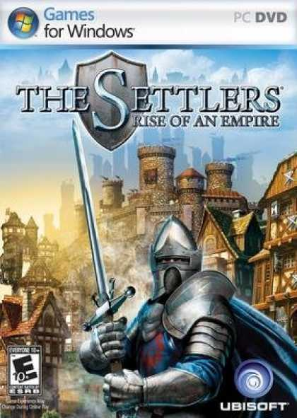 Bestselling Software (2008) - The Settlers: Rise of an Empire