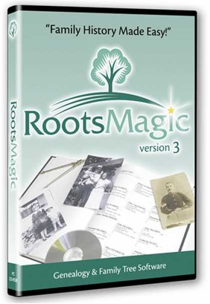 Bestselling Software (2008) - RootsMagic Family Tree Genealogy Software