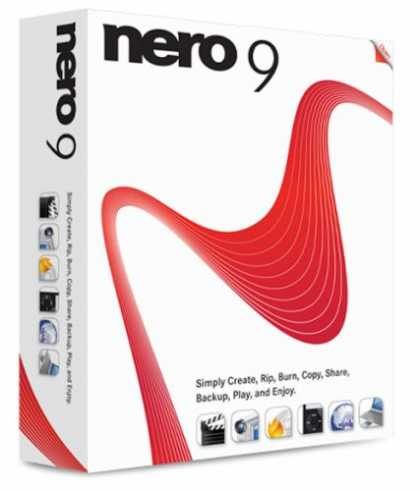 Bestselling Software (2008) - Nero 9