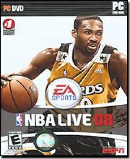 Bestselling Software (2008) - NBA Live 08