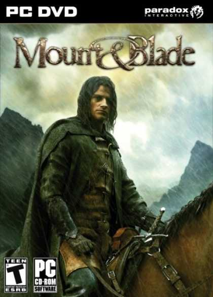 Bestselling Software (2008) - Mount & Blade