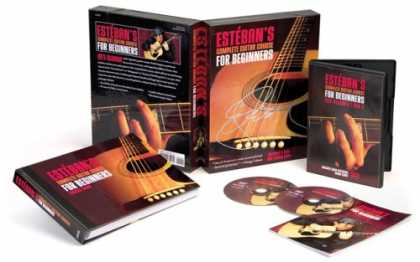 Bestselling Software (2008) - Estéban's Complete Guitar Course For Beginners