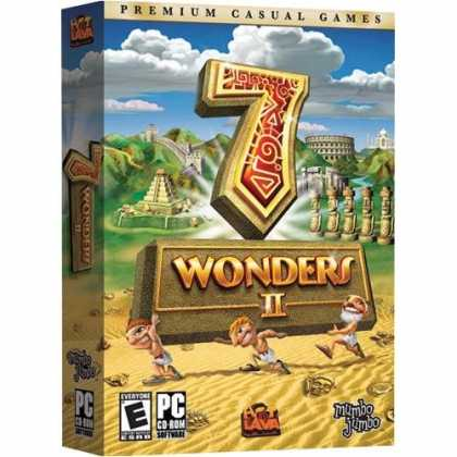 Bestselling Software (2008) - 7 Wonders of the Ancient World 2