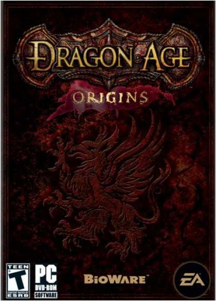 Bestselling Software (2008) - Dragon Age: Origins
