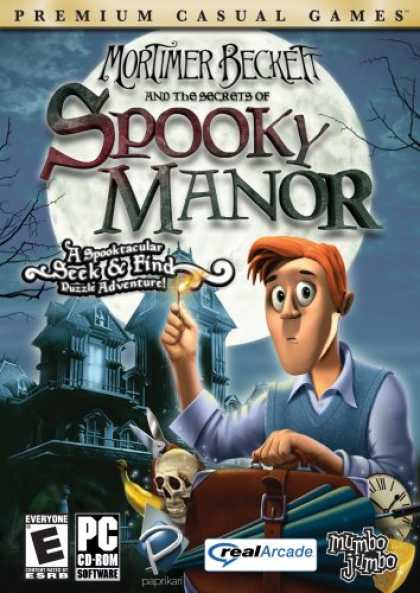 Mortimer Beckett and the Secrets of Spooky Manor 612-4