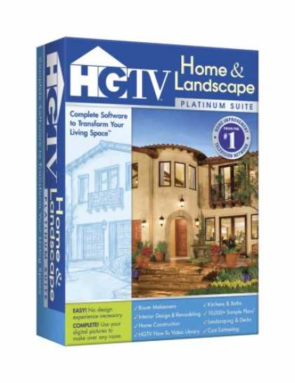 HGTV Home & Landscape Platinum Suite - Full Retail