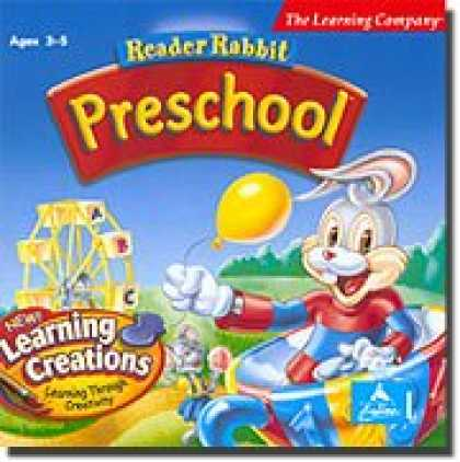 Bestselling Software (2008) - Reader Rabbit Preschool 2005 (Jewel Case)