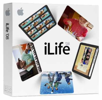 Bestselling Software (2008) - Apple iLife '08 [OLD VERSION]