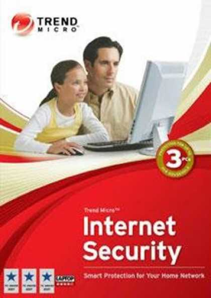 Bestselling Software (2008) - Trend Micro Internet Security