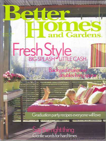 Better Homes And Gardens Covers 100 149
