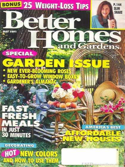 Better Homes And Gardens Covers