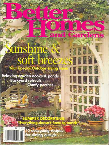 Better Homes and gardens - June 1996