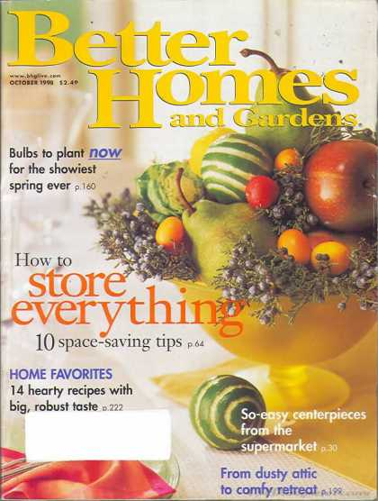 Better Homes And Gardens Covers 50 99