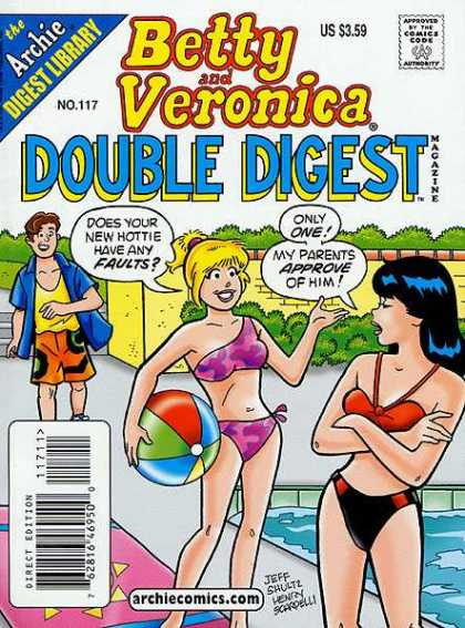 Betty and Veronica Double Digest 117 - Archie - Betty - Veronica - Double - Digest