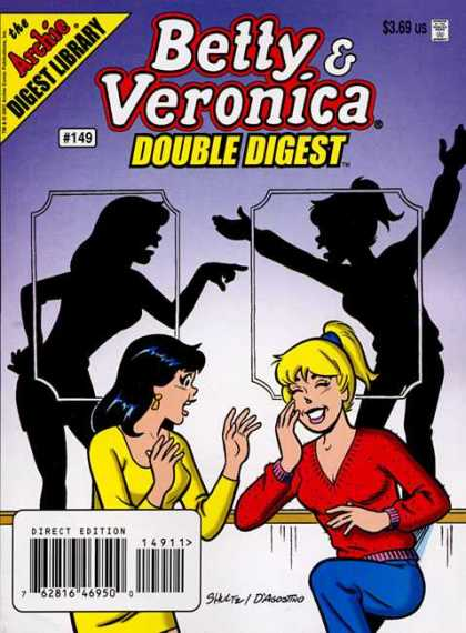 Betty and Veronica Double Digest 149