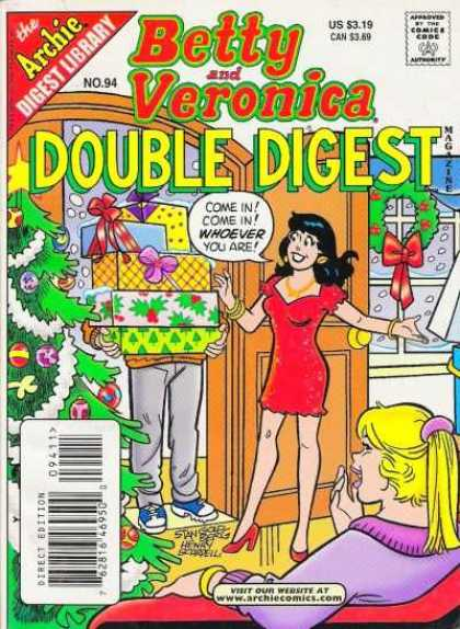 Betty and Veronica Double Digest 94