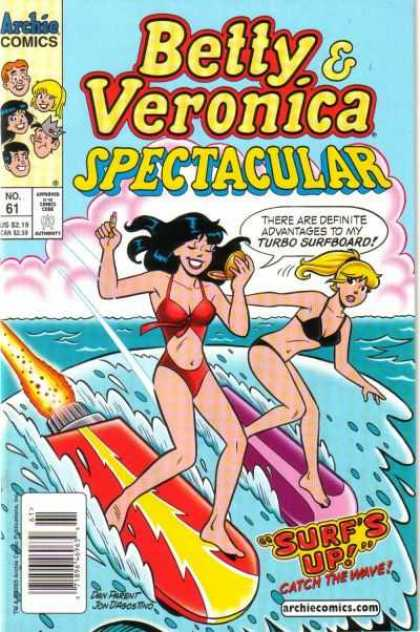 Betty and Veronica Spectacular 61