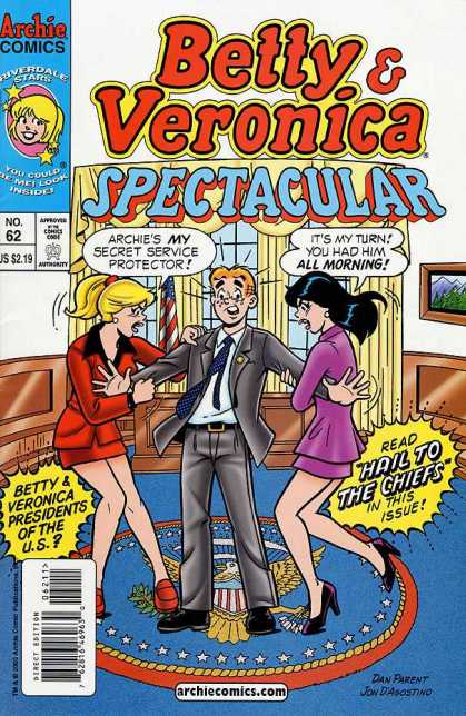 Betty and Veronica Spectacular 62