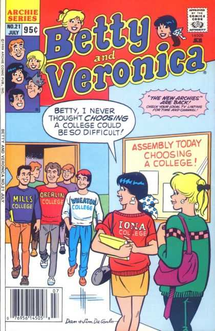 Betty and Veronica 21