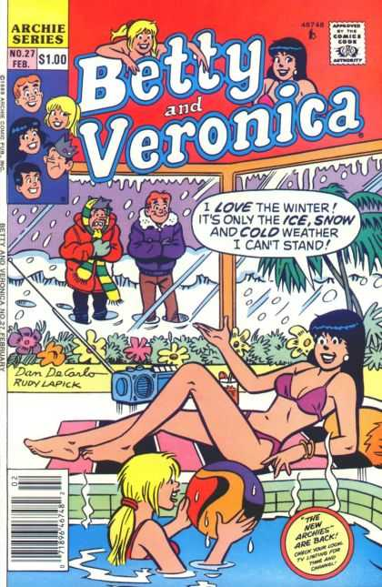 Betty and Veronica 27