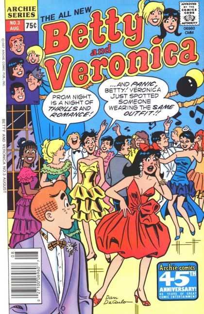 Betty and Veronica 3