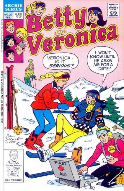 Betty and Veronica 37