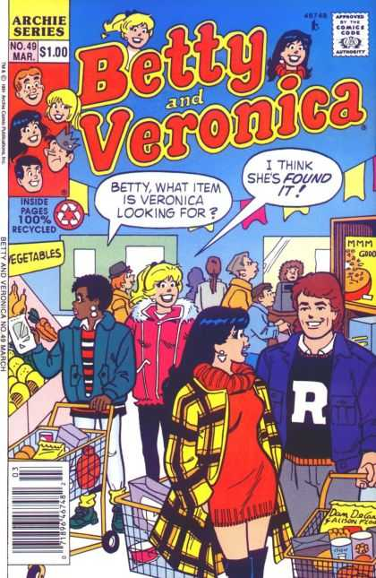 Betty and Veronica 49