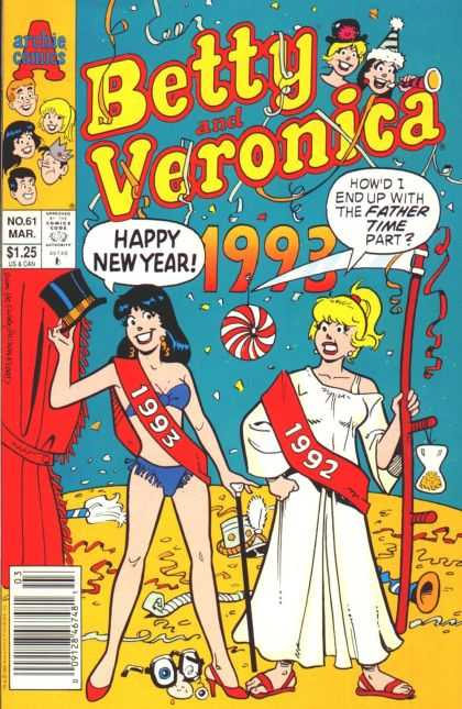 Betty and Veronica 61