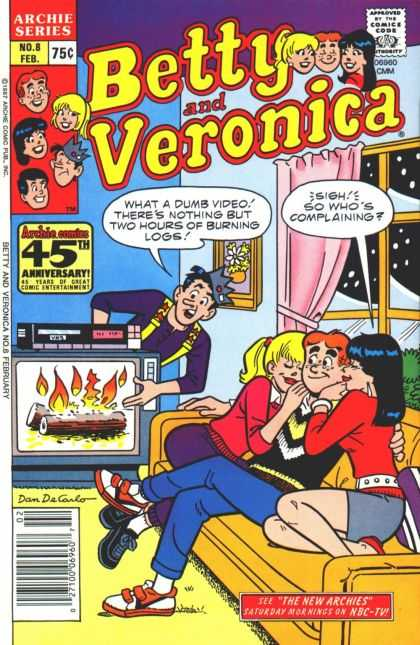 Betty and Veronica 8 - Betty - Veronica - Archie - Date - Moody