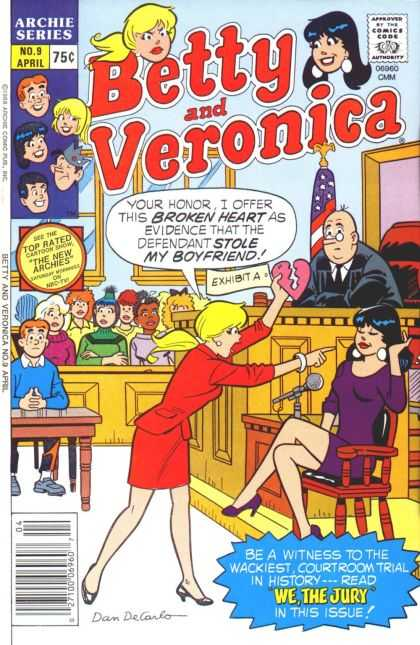 Betty and Veronica 9