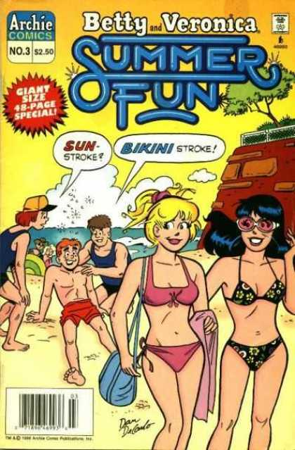 Betty & Veronica Summer Fun 3