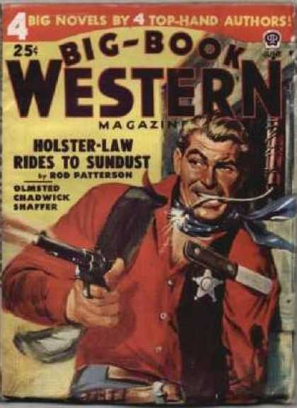 Big-Book Western Magazine - 6/1948