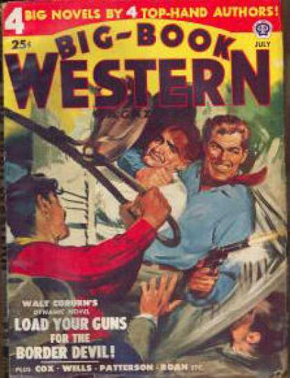 Big-Book Western Magazine - 7/1948
