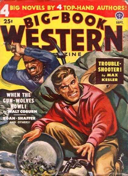 Big-Book Western Magazine - 9/1948