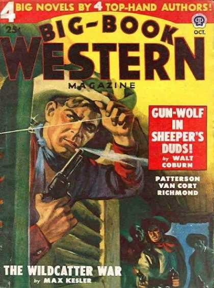 Big-Book Western Magazine - 10/1948
