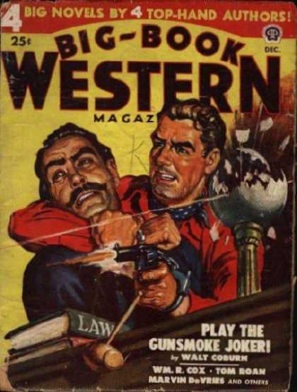 Big-Book Western Magazine - 12/1948