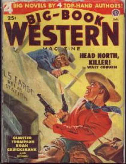 Big-Book Western Magazine - 1/1949