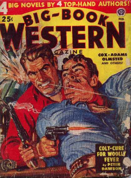 Big-Book Western Magazine - 2/1949