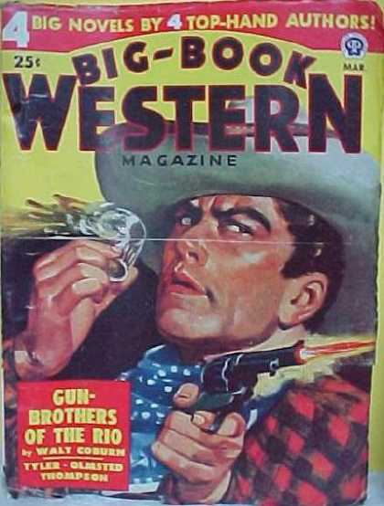 Big-Book Western Magazine - 3/1949